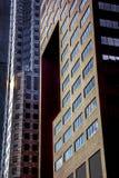 Grattacielo moderno corporativo alto di stile architettonico commerical fotografia stock