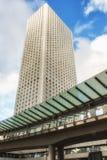 Grattacielo moderno Hong Kong Fotografia Stock Libera da Diritti
