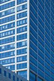Grattacielo moderno Windows, edificio per uffici Immagine Stock