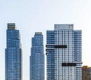 Grattacielo a New York immagine stock