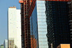 Grattacielo a New York Fotografie Stock