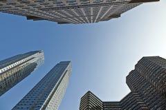 Grattacielo a New York immagini stock