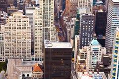 Grattacielo a New York fotografie stock libere da diritti