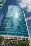 Grattacielo o torre alto Immagini Stock Libere da Diritti