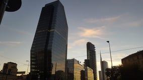 Grattacielo Porta Garibaldi - Milano Fotografia Stock