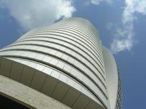 Grattacielo rotondo Immagini Stock Libere da Diritti