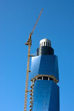 Grattacielo a Sarajevo Fotografia Stock