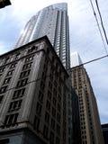 Grattacielo a Toronto sulla via di Bloor Fotografia Stock Libera da Diritti
