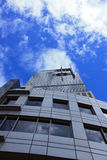 Grattacielo a Varsavia Immagini Stock Libere da Diritti