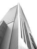 Grattacielo a Varsavia, Polonia. Immagini Stock