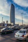 Gratte-ciel à Amman Photos stock