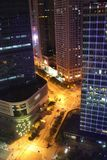 Gratte-ciel à Changhaï photo libre de droits