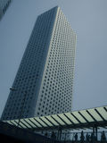 Gratte-ciel à Hong Kong Image stock