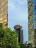 Gratte-ciel à Houston, le Texas Photos libres de droits