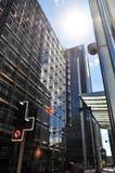 Gratte-ciel à Londres images stock