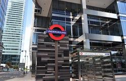Gratte-ciel à Londres Image stock