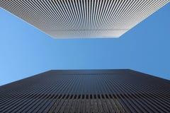 Gratte-ciel à New York Photo stock