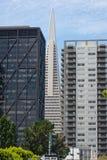 Gratte-ciel à San Francisco Image libre de droits