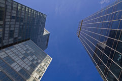 gratte-ciel Photographie stock libre de droits