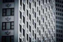 Gratte-ciel classique des USA - St Louis, Missouri Photos stock
