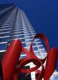 Gratte-ciel, Dallas. image stock