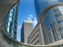 Gratte-ciel dans Houston Texas du centre photo libre de droits