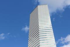 Gratte-ciel de Boston Photographie stock libre de droits