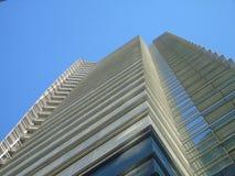 Gratte-ciel de centre de Milan Commercial Photos stock