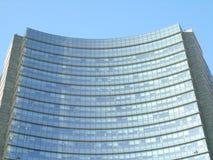 Gratte-ciel de centre de Milan Commercial Image stock