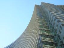 Gratte-ciel de centre de Milan Commercial Photo libre de droits