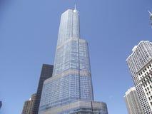 Gratte-ciel de Chicago Images libres de droits
