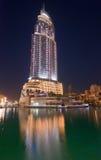 Gratte-ciel de Dubaï Image stock