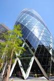 Gratte-ciel de Londres Photos libres de droits