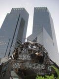 Gratte-ciel de Manhattan Photographie stock libre de droits