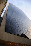 Gratte-ciel de Manhattan de Midtown au crépuscule Images libres de droits