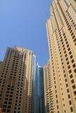 Gratte-ciel de marina de Dubaï Images stock