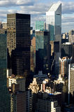 Gratte-ciel de New York Photo stock