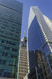 Gratte-ciel de New York Photos libres de droits