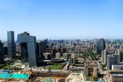 Gratte-ciel de Pékin photos stock