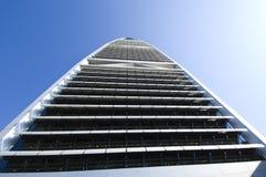 Gratte-ciel de points de repère et bâtiments de capital de ville de Riyadh de SA image libre de droits