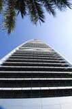 Gratte-ciel de points de repère et bâtiments de capital de ville de Riyadh de SA photos libres de droits