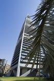 Gratte-ciel de points de repère et bâtiments de capital de ville de Riyadh de SA images libres de droits