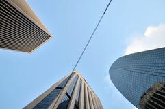 Gratte-ciel de San Francisco, la Californie Photos stock