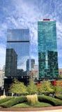 Gratte-ciel de Verre-façade dans Streeterville photo libre de droits