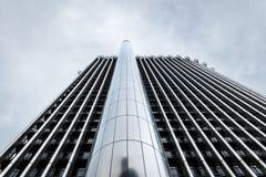 Gratte-ciel moderne dans AZCA Madrid image libre de droits