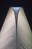 Gratte-ciel moderne de Changhaï la nuit Photographie stock libre de droits