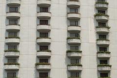 Gratte-ciel modernes communs, gratte-ciel, architecture, Bu Photo libre de droits