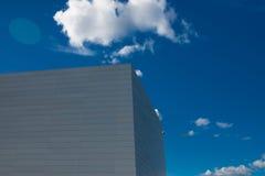 Gratte-ciel modernes communs d'affaires, gratte-ciel Image stock