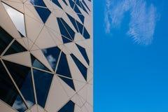 Gratte-ciel modernes communs d'affaires, gratte-ciel Image libre de droits