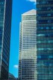 Gratte-ciel modernes d'affaires, hauts bâtiments en verre, archit moderne Photographie stock